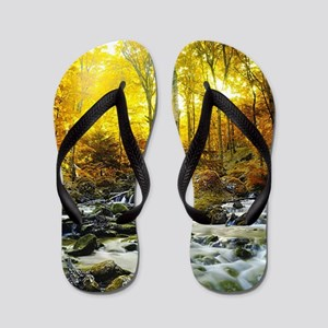 Autumn Creek Flip Flops